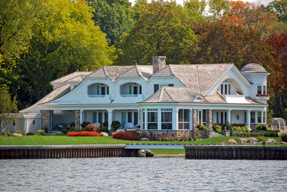 How To Buy A Lakefront Home By Design Real Estate